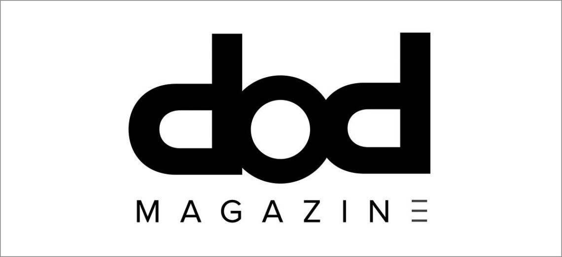 #58 dod magazine, con Asier Lozano