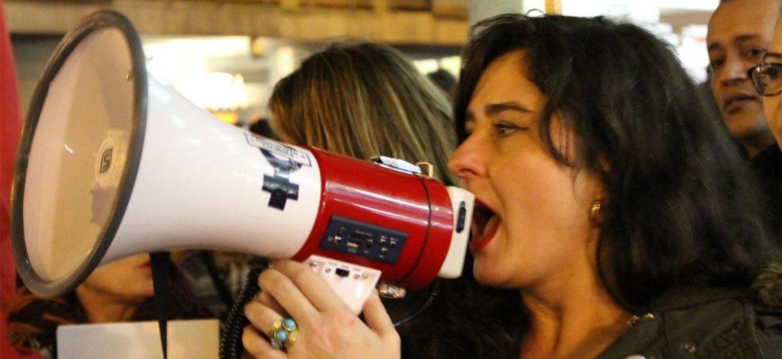 #191 Huelga feminista, Irantzu Varela