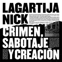 Lagartija Nick cover