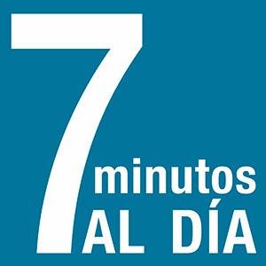 Logo 7 minutos al día