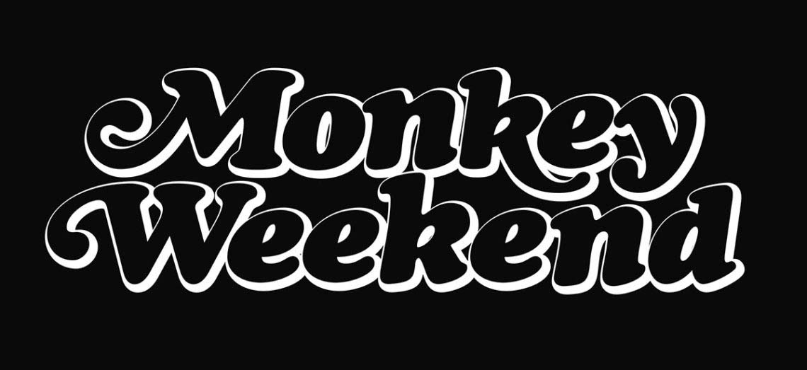 #04 Monkey Weekend, con Tali Carreto