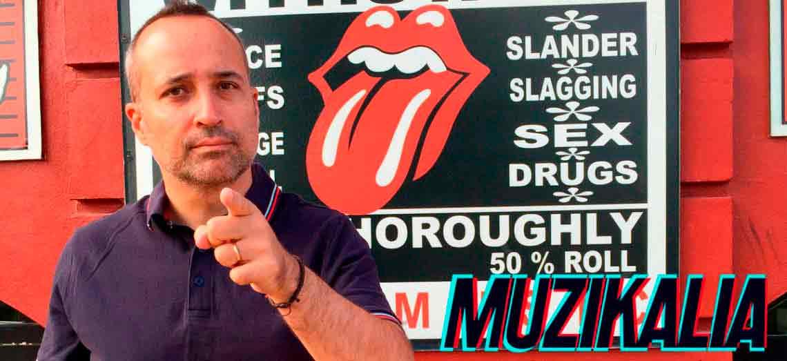 #26 Muzikalia, con Manuel Pinazo