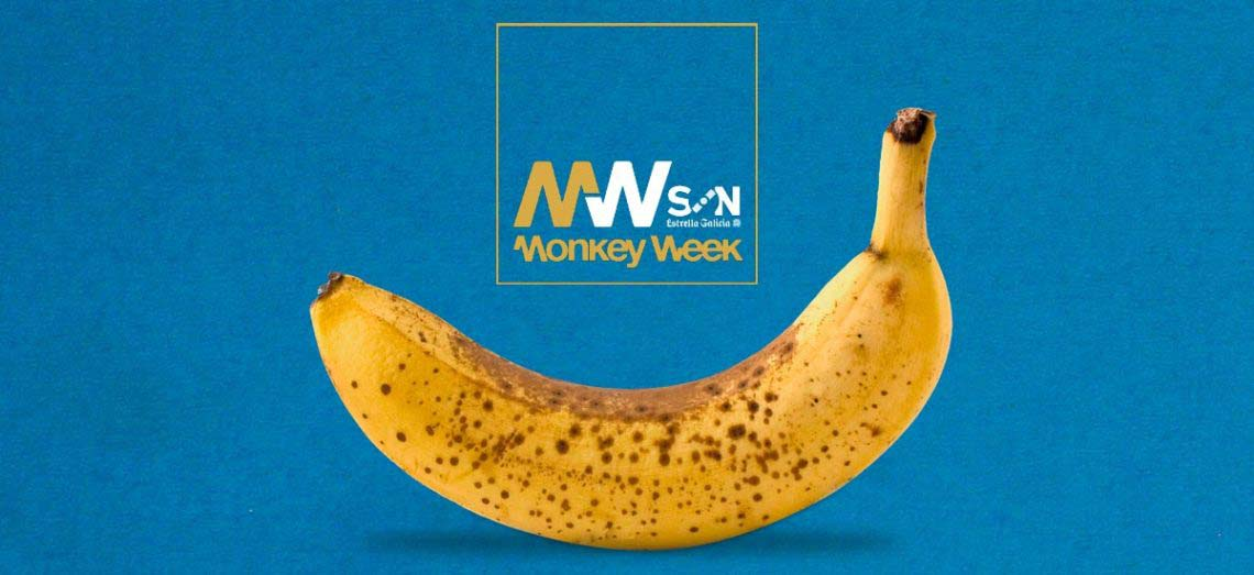 #99 Monkey Week, con Tali Carreto