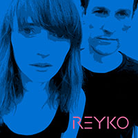REYKO, cover