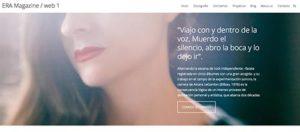 Ejemplo web ERA Magazine